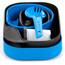 Wildo Camp-a-box Complete Ligt Blue